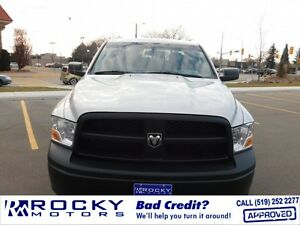 2012 Ram 1500 ST $23,995 PLUS TAX
