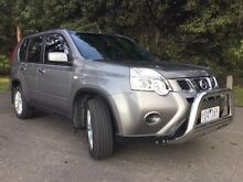 Nissan Xtrail ST- 2011 4X4 (12months rego) Vermont Whitehorse Area Preview