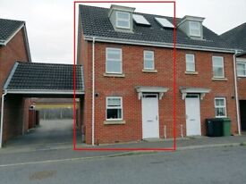 3 Bed Semi Town House Shared Ownership Or Freehold Harleston IP20 9FB