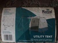 utily tent