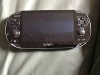 Ps vita PCH-1003 with charger
