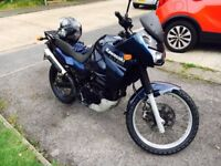 Kawasaki kle 500. In good condition with road tax ,mot and insurance for drive away.