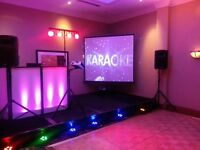 Mobile Video Disco, Karaoke and DJ Hire in Pontypridd