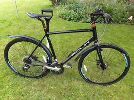 Roux hybrid bike