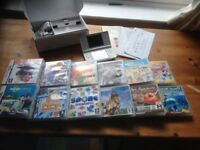Nintendo DSi console with 12 Games