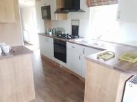 2017 STATIC CARAVAN FOR SALE WITH STUNNING FEATURES ON NORTHUMBERLAND COAST - CALL DARREN