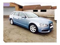 Audi A4 Avant SE 2.0 TDI – *NEW TIMING BELT AND WATER PUMP FITTED*