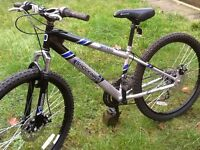 Shockwave xt650 disc brake mountain bike