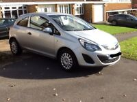 Vauxhall Corsa only 1500 miles