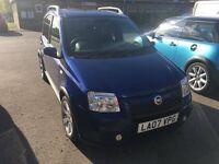 07' Fiat Panda 100HP New Orleans Blue