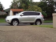 2011 Toyota rav 4 with 2 years Toyota genuine factory warranty Burleigh Heads Gold Coast South Preview