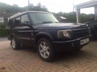 *FACELIFT TD5 LAND ROVER DISCOVERY!*