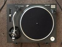 Technics SL1210 MK 2 Record Player Turntable DJ Decks