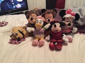 Disney teddies
