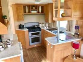 Starter caravan with 2018 site fees included on St Osyth and Seawick holiday parks, finance avail
