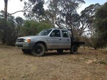 1999 Ford Courier Ute MAY SWAP Ararat Ararat Area Preview