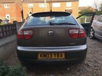Seat Leon cupra 03 82k s/h fully loaded Hpi clear 1 owner from new