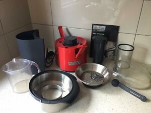 Sunbeam Cafe Series Juicer Spotswood Hobsons Bay Area Preview