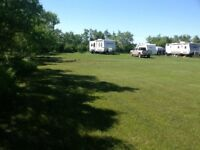 RV Campground Estevan/North Portal area