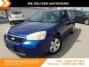 2006 Chevrolet Malibu LT LOW KM!, SPORTY