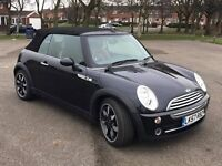 Mini Cooper Convertible, Sidewalk Edition