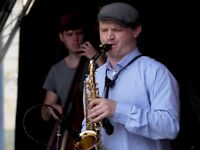 Saxophone&Clarinet Tuition, friendly relaxed and creative - jazz and classical