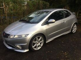 HONDA CIVIC R TYPE 2007 I-VTEC
