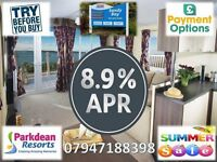😁😁CRAZY LOW APR RATES AT SANDY BAY HOL PARK ON NORTHUMBERLAND COAST - CONTACT DARREN FOR MORE INFO