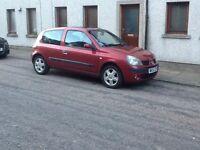 Renault Clio Dynamique 2005 for sale