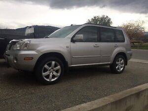 2006 Nissan X-Trail LE 4x4 Crossover SUV