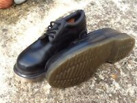 DR Martin size 8 industrial shoe