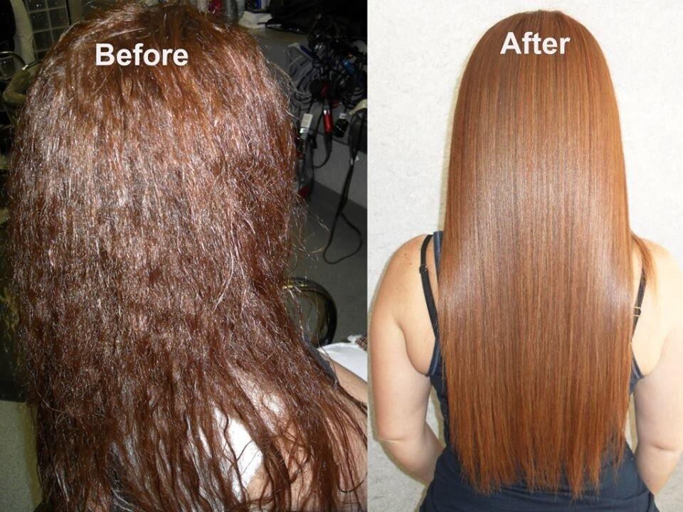 Keratin Treatment Hair Straightening From 163 55 Kirkham