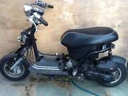 retro scooter 50 cc four stroke Heathridge Joondalup Area Preview