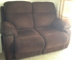 2 seater electric recliner sofas