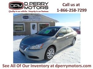 2013 Nissan Sentra Auto | Cruise | Bluetooth | Keyless Entry