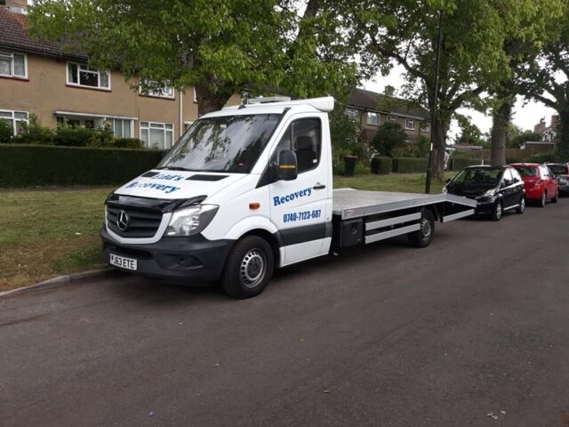24/7 Cheap Car & Van Breakdown Recovery Service - Tow truck - Towing