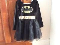 Kids Dressing up outfits - vet costume, elf dress, Bat Girl dress