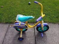 """10"""" beanstalk trainer bike"""