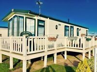 **Caravan for sale on pet friendly park Sandy Bay - direct beach access open 12 months low fees