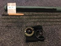 Greys GR30 fly rod & Greys GX300 4/5/6 fly reel