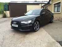 Audi A6 S-Line Black Edition