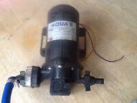 """AQUA 8 QUIET POWER PUMP """" FIAMMA"""""""