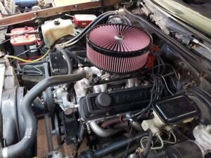 355 Chevy small block and turbo 350