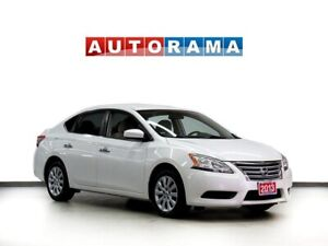 2013 Nissan Sentra SL LEATHER SUNROOF BACK UP CAMERA