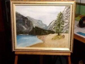 Original Watercolour Paintings (4 paintings)