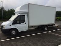 Professional and reliable removal and man and van service