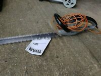 Titan Electric Hedge Trimmer