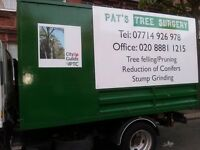 Tree Surgeon - Pat's Tree Surgery