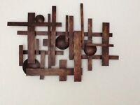 Metal wall art/sculpture