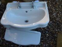 Ideal Standard Wash Basin & Toilet